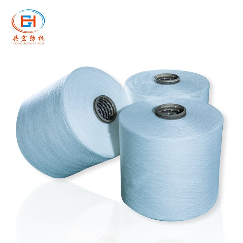 GongHong GH018 A High Speed Inverted Yarn Winding Machine, coral yarn winding machine image2