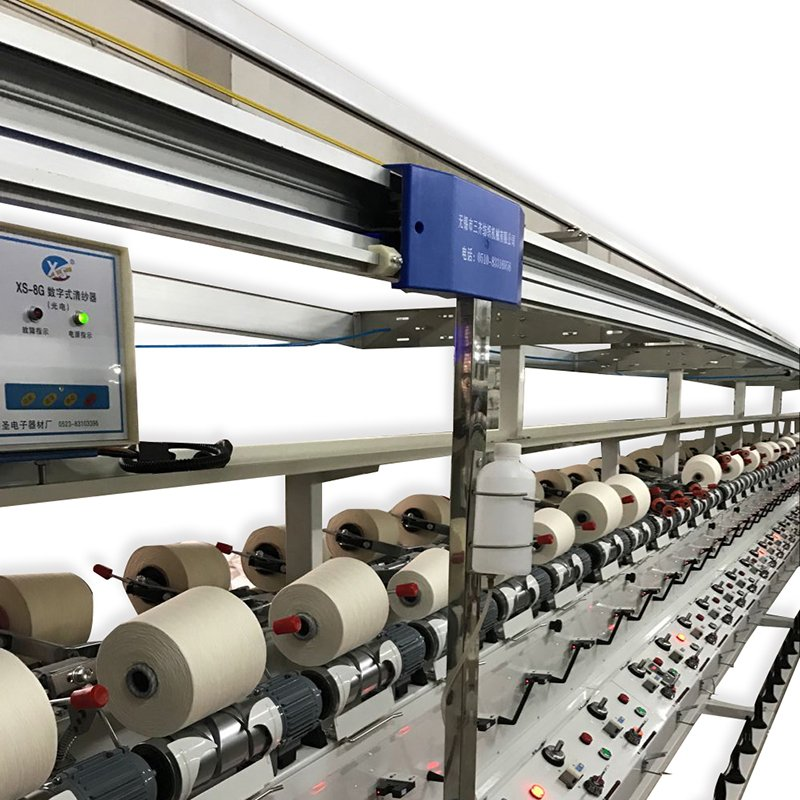 GongHong GH018 Textile Special Electric Clearing Yarn Winding Machine Dedicated High Speed Thread Winding Machine image3